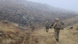 İçişleri Bakanlığınca Şırnak ve Siirt'te 'Eren-12 Güleşli' operasyonu başlatıldı