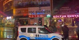 Silahlı saldırı olayında gözaltına alınan 13 şüpheliden 4'ü tutuklandı