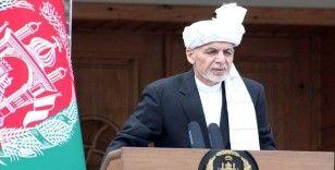 Afganistan Cumhurbaşkanı Gani: Savaşın ve şiddetin devamı çıkarlarımıza aykırı