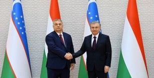"""Özbekistan Cumhurbaşkanı Mirziyoyev: """"Artık Özbekistan Macaristan'ın yakın dostu"""""""