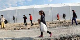 AB'den Yunanistan'a yeni sığınmacı kampları için 276 milyon euro