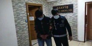 Üsküdar ve Ataşehirde evlerden hırsızlık yapan şüpheliler tutuklandı