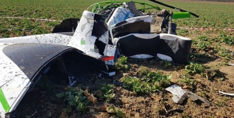Çekya'da helikopter kazası: 2 ölü