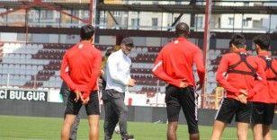 Hatayspor, Galatasaray maçının hazırlıklarını sürdürdü