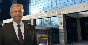 ABB Başkanı Mansur Yavaş, '2021 Dünya Belediye Başkanı' ödülüne aday gösterildi