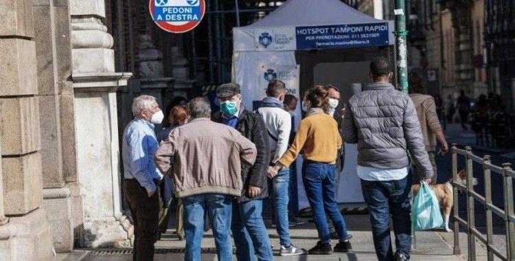 İtalya'da son 24 saatte 529 can kaybı