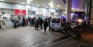 İzmir'de akrabalar arasında bıçaklı kavga: 1 ölü