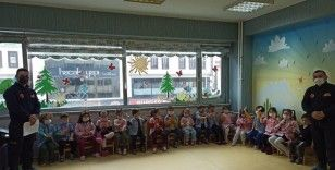 Kastamonu'da çocuklara afet eğitimi