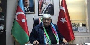 Türkiye Azerbaycan Dernekleri Federasyonu Başkanı Dündar: Azerbaycan'ı dünün ordusu sanıp kazdıkları kuyuya düştüler
