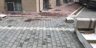 Esenyurt'ta feci olay, 4'üncü kattan düşen adam hayatını kaybetti