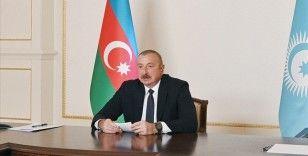 Azerbaycan Cumhurbaşkanı Aliyev: Zengezur Türk dünyasının birleştiricisi rolünü oynayacak