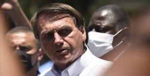 Brezilya Devlet Başkanı Bolsonaro: Bu sorunu evde kalarak çözemeyiz