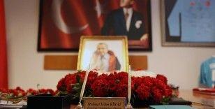 Cumhuriyet Savcısı Mehmet Selim Kiraz, şehit edilişinin 6. yılında İstanbul Adliyesi'nde düzenlenen törenle anıldı