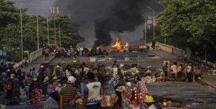 Myanmar'da güvenlik güçlerinin silahlı şiddeti sonucu ölenlerin sayısı 521'e yükseldi