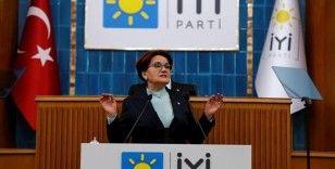 Akşener: Madem yeni Merkez Bankası Başkanı faiz düşürmeyecekti, o zaman Ağbal'ı neden görevden aldın?