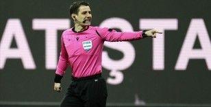 Süper Lig'de 32. hafta maçlarını yönetecek hakemler açıklandı