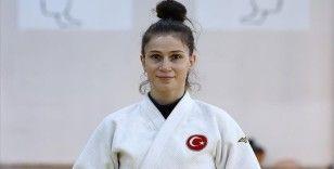 Judoda Antalya Grand Slam müsabakalarında Gülkader Şentürk bronz madalya kazandı