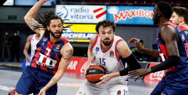 THY Euroleague: Saski Baskonia: 101 - Anadolu Efes: 111