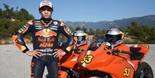 Deniz Öncü Moto3 Dünya Şampiyonası'nın ikinci ayağında yarışacak
