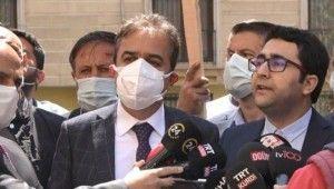 Siirtli STK temsilcileri ile HDP önünde aileler 'teröre lanet' yürüyüşü yaptı