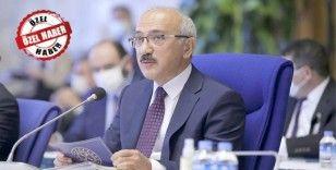Hazine ve Maliye Bakanı Bakan Lütfi Elvan: 'Dünya çok hızlı değişim ve dönüşüm sürecine girmiştir'
