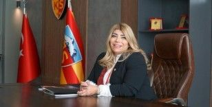 Kayserispor Kulübü Başkanı Berna Gözbaşı: Milli ara çok iyi geldi