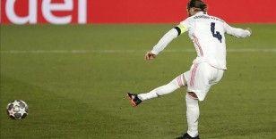 Real Madridli futbolcu Sergio Ramos sakatlandı
