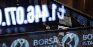 Yurt dışında yerleşikler 813,9 milyon dolarlık hisse senedi sattı