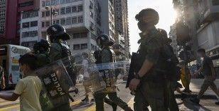 Hong Kong'da 7 muhalif 2019'da yasa dışı protesto organize etmekten suçlu bulundu