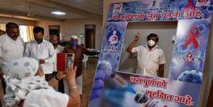 Hindistan'da günlük Kovid-19 vakası sayısı, son 6 ayın zirvesinde