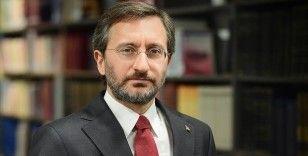 Cumhurbaşkanlığı İletişim Başkanı Altun: 'Gazetecilik' adı altında 'terörizm propagandası' yapanlarla mücadele edeceğiz
