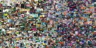 Dijital sanatçıların vergiden haberi yokmuş: Eseri 69 milyon dolara satılan Beeple, 10 milyonlarca dolar ödemek zorunda
