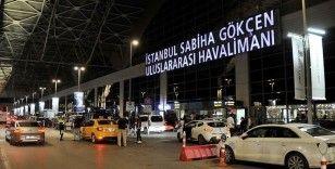 Sabiha Gökçen Havalimanı Metro Hattı Projesi'nde ilk ray kaynağı yarın yapılacak