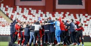Antalyaspor'un gözü Türkiye Kupası'nda