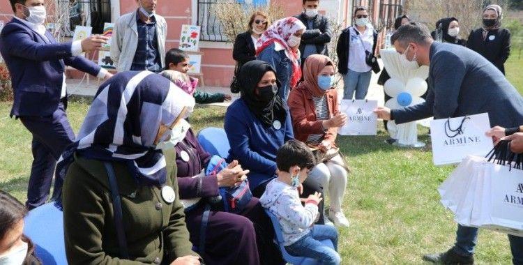 Kayapınar Belediyesi, Otizm Farkındalık Gününü kutladı