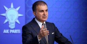 AK Parti Sözcüsü Çelik'ten Güney Kıbrıs Rum Kesimi'ne tepki