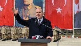 Bakan Süleyman Soylu: 'Annelerin evlatlarını PKK'ya kaptırmamaya kararlıyız'