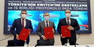 Türkiye'nin verisinin güvenliğini 'Türkiye'nin Switch'i sağlayacak
