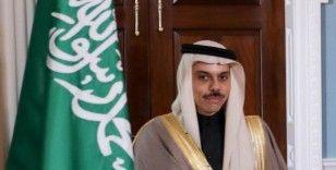 Suudi Arabistan Dışişleri Bakanı Bin Ferhan: İsrail ile normalleşme tüm bölge için faydalı olacak