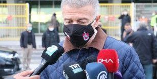 """Ahmet Ağaoğlu: """"Pozisyonlarımızı değerlendiremedik"""""""