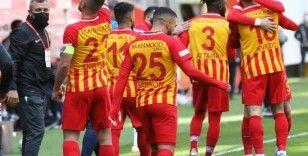 İlhan Parlak 5. golünü attı