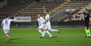 Atakaş Hatayspor evinde Galatasaray'ı yendi