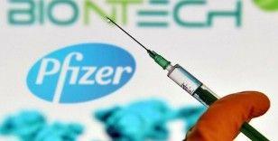 Biontech aşısı 4 hafta arayla 2 doz uygulanacak