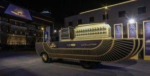 Mısır'da mumyalar yeni yerlerine törenle taşındı