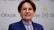 İYİ Parti Lideri Meral Akşener'den emekli amirallere tepki