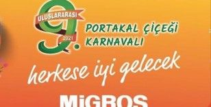Adana Uluslararası Portakal Çiçeği Karnavalı, Migros'un desteğiyle online olarak düzenlenecek