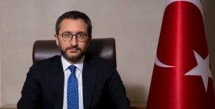 İletişim Başkanı Altun'dan bildiri açıklaması