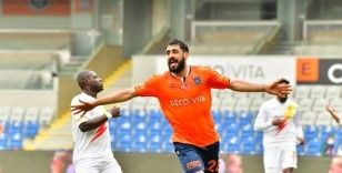 Tolga Ciğerci, 1.5 yıl sonra golle tanıştı.