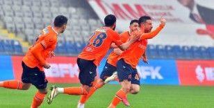 Ömer Ali Şahiner, Başakşehir'de ilk golünü attı