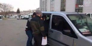 PYD/YPG terör örgütüne yönelik yapılan operasyonda 3 şüpheli yakalandı